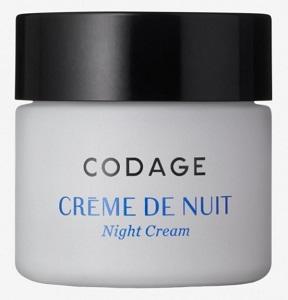 En nattcreme från codage