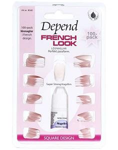Dessa naglar från Depend tar plats 2 i vårt bäst i test