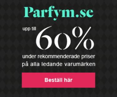 Parfym.se rabattkod, erbjudande och rabatt