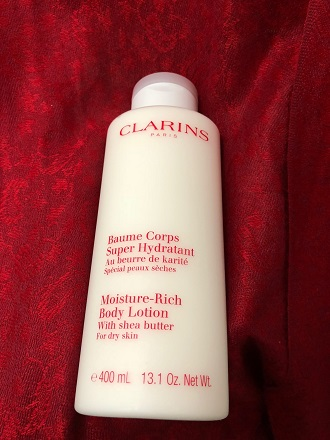 CLARINS lotion
