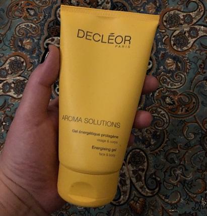 Decléor Aroma Solutions Energising Gel - Kräm för behandling hemma