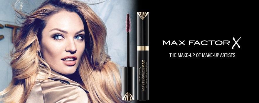 Max factor mascara är mycket bra!