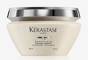 På andra plats i vårt bäst i test för hårinpackningar hamnar Kèrastase Densifique Masque Densité