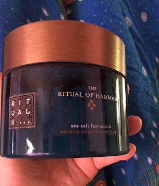 RITUALS: The Ritual of Hammam Hot Scrub
