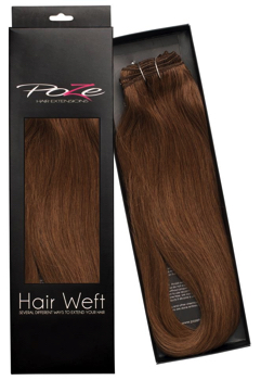 Poze Hairextensions Mocca Brown