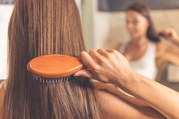 En bra hårborste kan vara billig